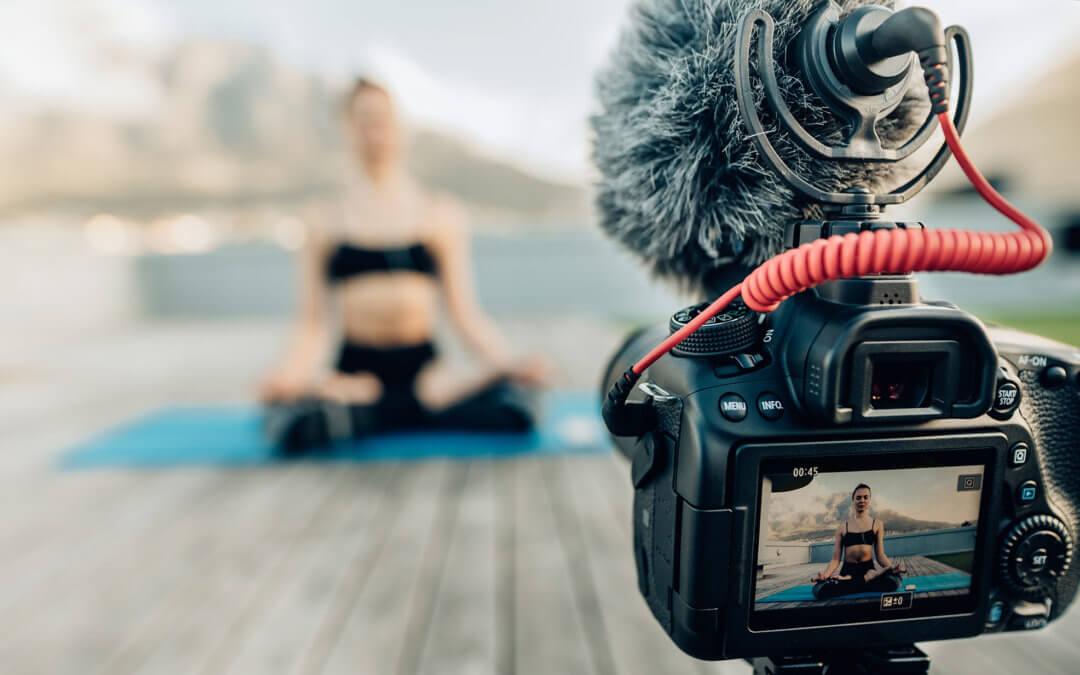 Technik und Tools für Deine Online-Yoga-Kurse